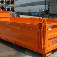 Stahlbordwandcontainer