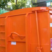 Windendeckel-Container